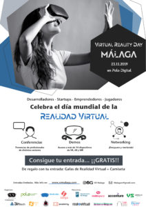 Virtual Reality Day Málaga @ Polo Contenidos Digitales