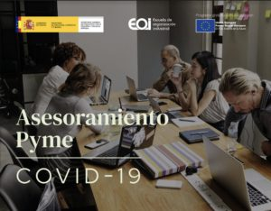 Asesoramiento PYME COVID-19 (Online - Andalucía)