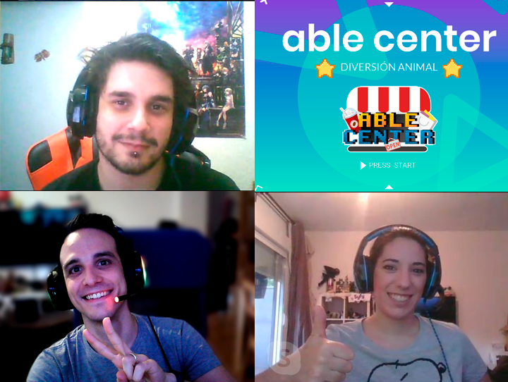 'Able Center', idea ganadora del concurso 'Disability Serious Game'