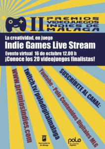 Indie Games Live Stream