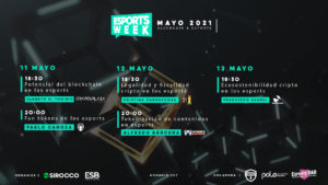 Esports Week Blockchain