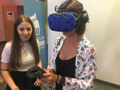 Observatorio Realidad Virtual 2018